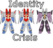 Starscream Identity Crisis by opheliona