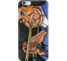 LOUIS WHO? iPhone Case/Skin