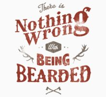 BEING BEARDED One Piece - Short Sleeve