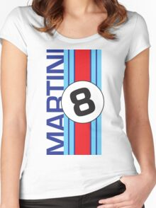 MARTINI 8 Women's Fitted Scoop T-Shirt
