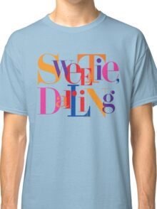Absolutely Fabulous - Sweetie, Darling Classic T-Shirt