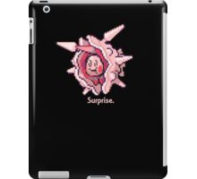 Mr. Mime Surprise iPad Case/Skin