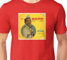 Vinyl Record Cover - REPP Unisex T-Shirt