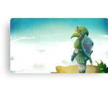 Skyward Sword! Canvas Print
