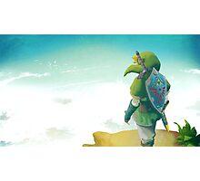 Skyward Sword! Photographic Print