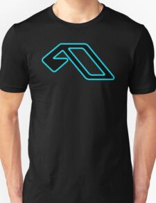 Anjunabeats lightblue black T-Shirt
