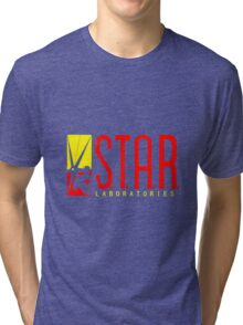 T-shirt STAR Labs Tri-blend T-Shirt