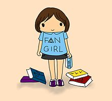 Cute Fangirl by Alison Huang