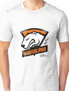 Virtus.Pro Signed Shirt Unisex T-Shirt