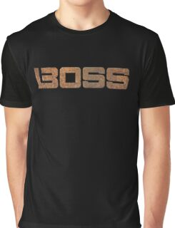 Rusty boss Graphic T-Shirt
