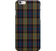 01114 Antique 2000 Fashion Tartan iPhone Case/Skin