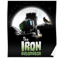 The Iron Automaton Poster