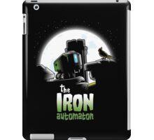 The Iron Automaton iPad Case/Skin