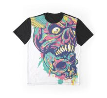 Eat The Skull Graphic T-Shirt