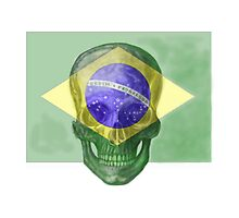 Brazil Skull  by morteanjo