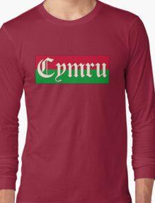 old cymru (wales) Long Sleeve T-Shirt