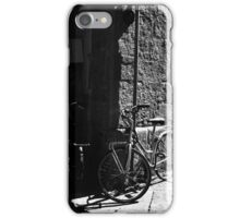 Half shadow iPhone Case/Skin