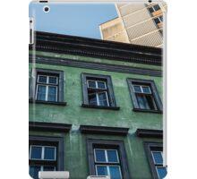 Ljubljana Colourful Buildings iPad Case/Skin