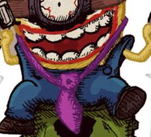 Minion Joker Sticker