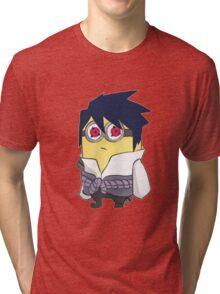 Minion Sasuke Tri-blend T-Shirt
