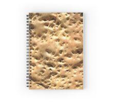 Nature Caramel Toffee Spiral Notebook
