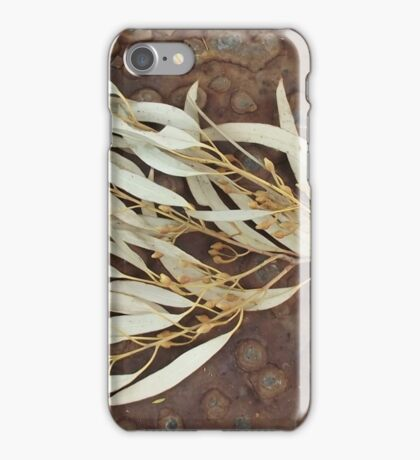Eucalyptus leaves iPhone Case/Skin