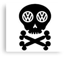 VW Deadhead Canvas Print