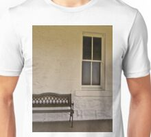 Where is everybody? Unisex T-Shirt