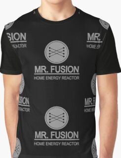 Mr Fusion Graphic T-Shirt