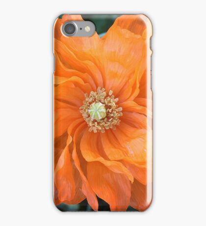 Dancing Poppy iPhone Case/Skin