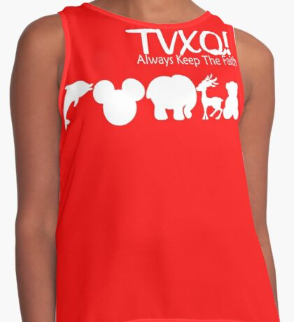 TVXQ! Contrast Tank
