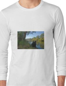 New corowa bridge Long Sleeve T-Shirt