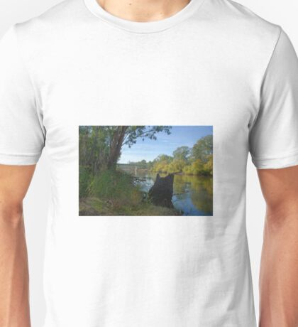 New corowa bridge Unisex T-Shirt
