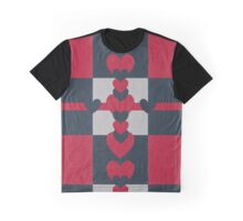 Argyle Sweater  Design Graphic T-Shirt
