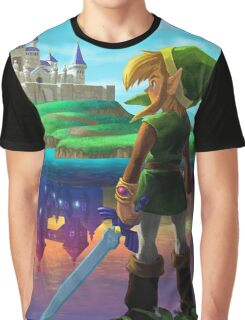 A Link Between Worlds! Graphic T-Shirt