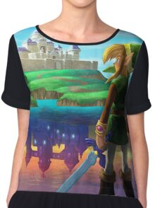 A Link Between Worlds! Chiffon Top