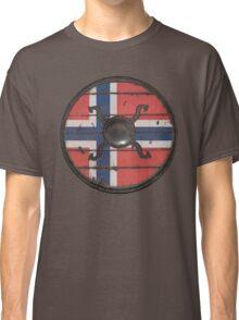 Norwegian Viking Shield Classic T-Shirt