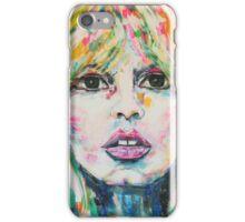 Saint Tropez Babe iPhone Case/Skin