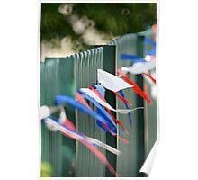 Jubilee Fence Poster