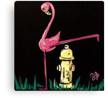 Tinkle Me Mingo Canvas Print