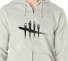 Dead By Daylight Zipped Hoodie