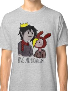 Fionna and Marshall Lee (King and Lionheart) Classic T-Shirt