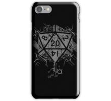 D20 Of Power iPhone Case/Skin
