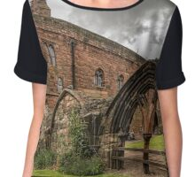 Carlise Cathedral-Arch2 Chiffon Top