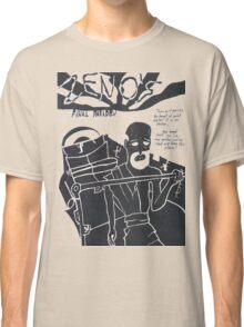 Zeno's Final Paradox Classic T-Shirt