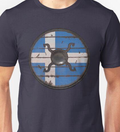 Shetland Viking Shield Unisex T-Shirt