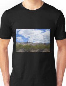 Wild Desert Sky Unisex T-Shirt