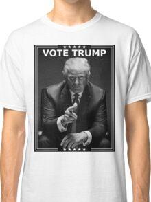 Vote for America's Next President Donald Trump Classic T-Shirt