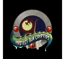 Cryptid Preservation Society (Color) Photographic Print