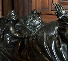 Carlisle Cathedral-Tomb(Harvey Goodwin) by jasminewang